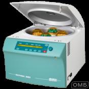 Центрифуги лабораторные без охлаждения (модель Rotina 380), без принадлежностей