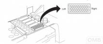 Плашка для образца  SAP 400A (SAP 400A Sample Plate)