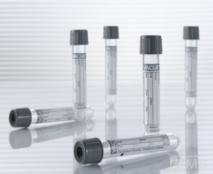 """Пробирки вакуумные (4,5 мл, 13х75 мм,""""VACUETTE"""", с йодацетатом и лития гепарином, для измерения глюкозы, """"PREMIUM"""")"""