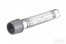 """Пробирки вакуумные (4 мл, 13х75 мм,""""VACUETTE"""" с Na фторидом и К3 ЭДТА для измерения глюкозы, """"PREMIUM"""")"""