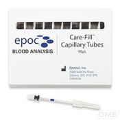 Epoc капилляры - Epoc Care-Fill Capillary Tubes