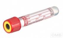 """Пробирки вакуумные (3,5 мл, 13х75 мм, """"VACUETTE"""", для сыворотки, с гелем, «PREMIUM»)"""