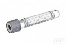 """Пробирки вакуумные (2 мл, 13х75 мм,""""VACUETTE"""" с Na фторидом и К3 ЭДТА для измерения глюкозы, """"PREMIUM"""")"""