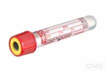 """Пробирки вакуумные (2,5 мл 13х75 мм,""""VACUETTE"""" для сыворотки, с гелем, """"PREMIUM"""")"""