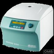 Центрифуги лабораторные без охлаждения (модель Mikro 200), без принадлежностей